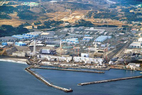福岛核电站污水仍未得到控制 2020年前将修建更多防波堤