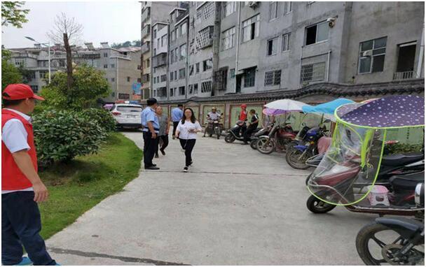 常德市石门县太平镇中心幼儿园:警校联动抓安全