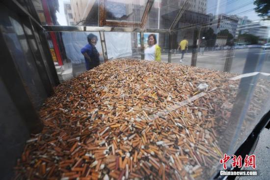 葡萄牙加大处罚力度:公共场所乱扔烟头将被罚