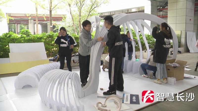 """湖南省第三届""""梦想家""""建造节开幕 交通事故 第3张"""