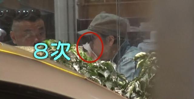 """55岁TVB""""金牌配角""""吕珊近况曝光,厌食5年瘦到70多斤,让人心疼 交通事故 第7张"""