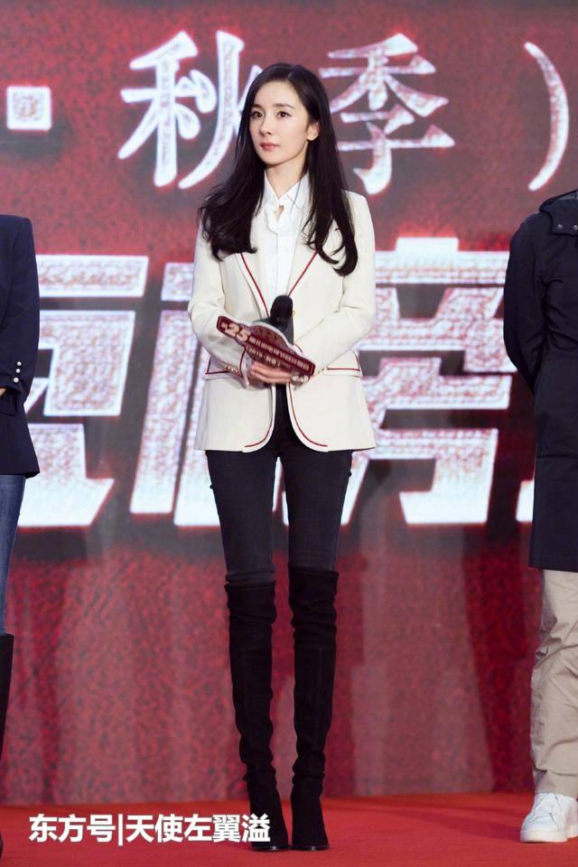 杨幂真是自带少女感,换了件卫衣+运动裤,就像个18岁的学生了 刑事辩护 第4张