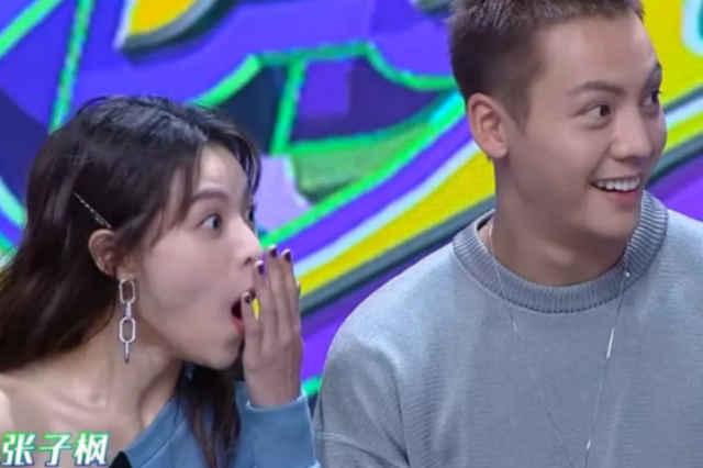 张子枫被吐槽不精致,谁注意到了钟楚曦的表情?网友:太真实了 婚姻家庭 第4张