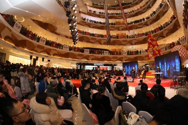 明星驾到!烟台大悦城2020跨年盛典即将开启全国党媒信息公共平台 婚姻家庭 第5张