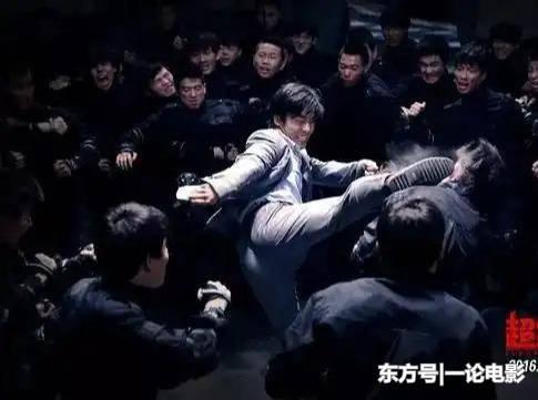 他自称下一个李小龙,请邹兆龙和周星驰《功夫》里苦力强拍电影 婚姻家庭 第9张