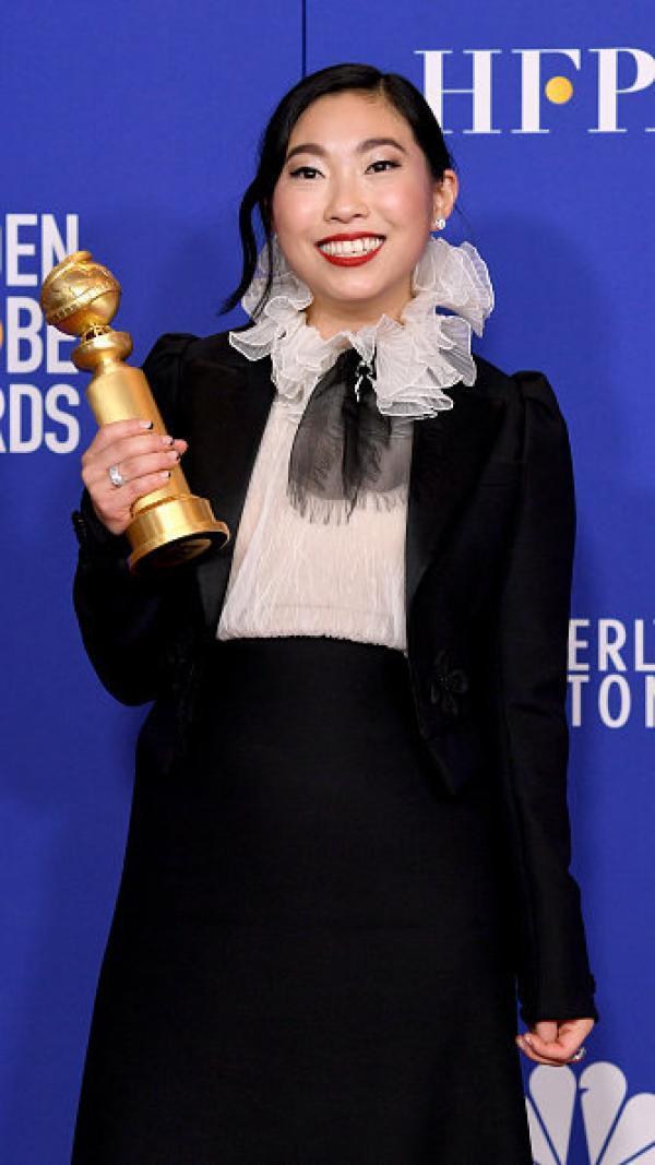 奥卡菲娜创历史成首位好莱坞亚裔影后,曾被国人嘲笑长相丑陋恶心 合同纠纷 第5张