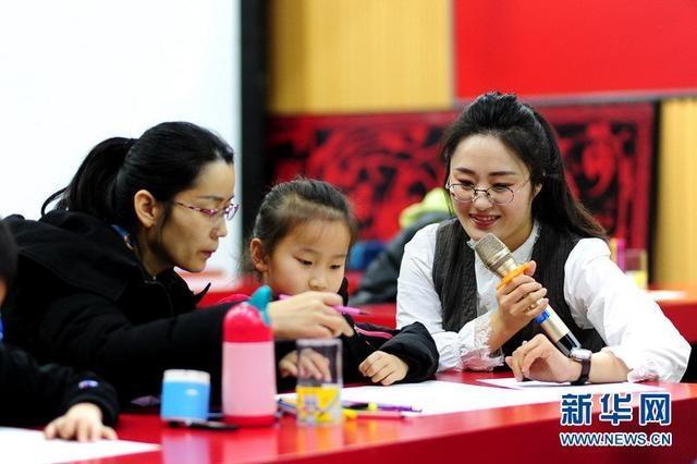 感悟中国绘画魅力和年俗风味 共绘鼠年春节吉祥作品