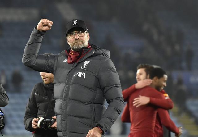 邮报:若想打破欧洲联赛最长不败纪录,利物浦要等到下赛季