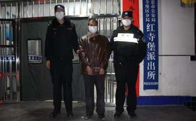 不听疫情检查人员劝阻!红寺堡两男子强行冲卡被拘留10日