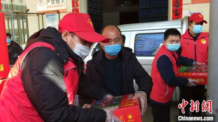 山西吉县果农情系武汉 3万余斤一级苹果捐赠医护人员 婚姻家庭 第1张