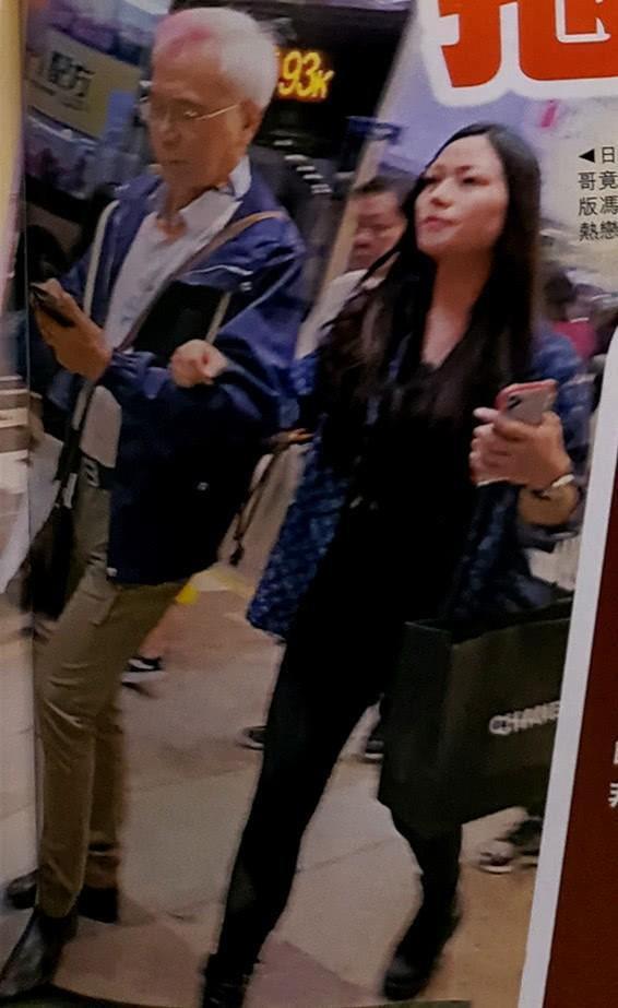 原创 前TVB绿叶再度偷搭长发美女逛街,遭传媒曝光后回应,我会小心的 知识产权 第5张