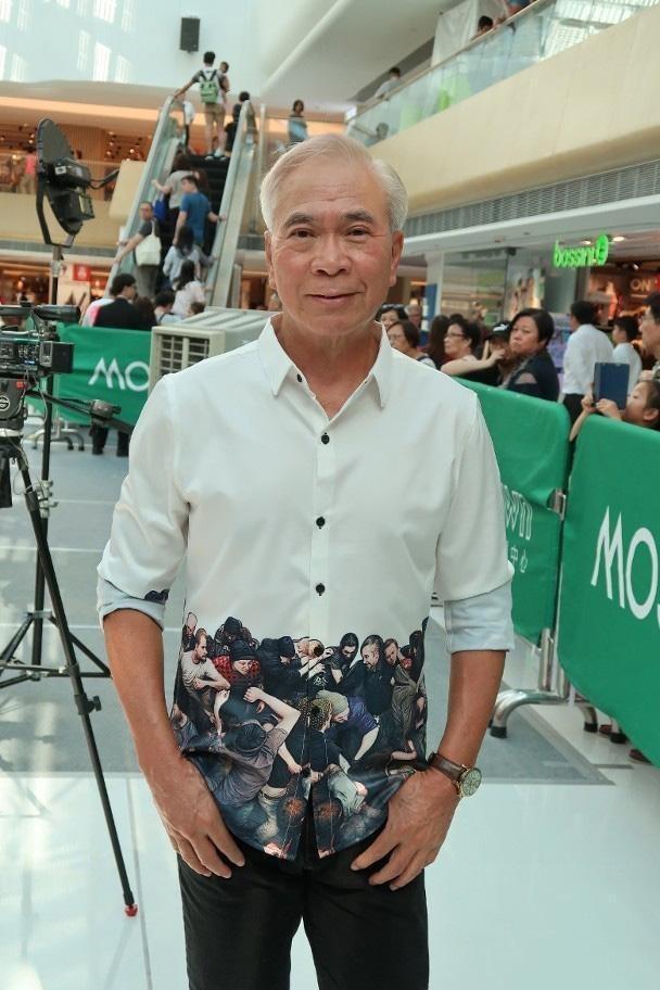 原创 前TVB绿叶再度偷搭长发美女逛街,遭传媒曝光后回应,我会小心的 知识产权 第7张