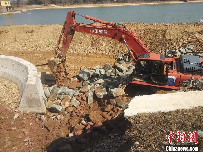 江西大力推进水毁工程修复 马荃圩堤灾后抢险加固工程竣工 合同纠纷 第3张