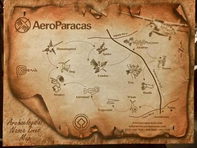 300米高空才能看清的巨大天书!2000年前的远古人类,怎么画的?