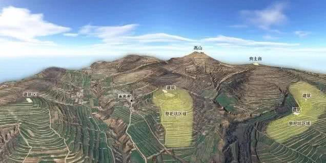 秦始皇陵为什么无人敢挖,看看卫星云图你就知道了,不愧千古一帝 刑事辩护 第4张