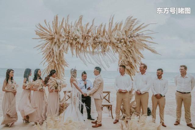 女子与年长9岁的澳洲丈夫恋爱7年,最终拥有一场童话般的婚礼 合同纠纷 第5张