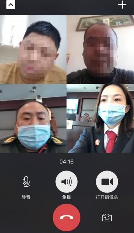 微信调解促和谐 民工工资有着落