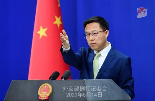 中国外交部斥美方政客:谎言重复千遍也还是谎言
